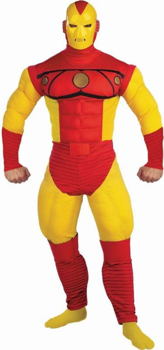 X Men - Iron Man Costume