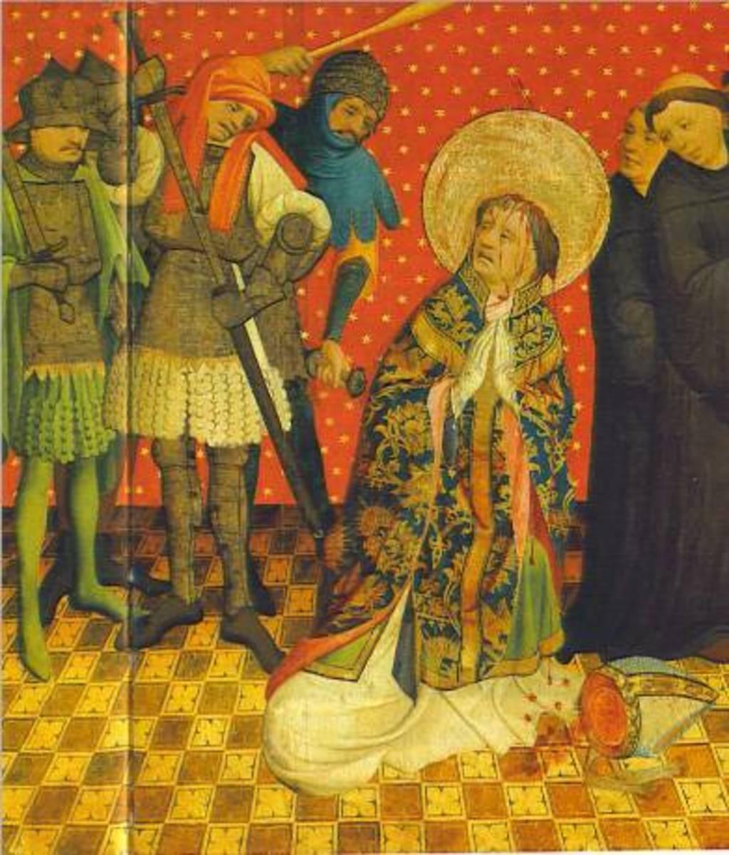 Thomas Becket, Archbishop of Canterbury