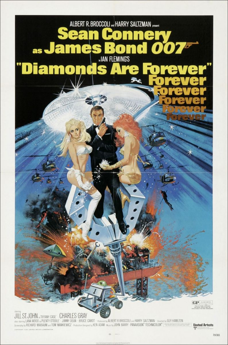 Diamonds are Forever: McGinnis