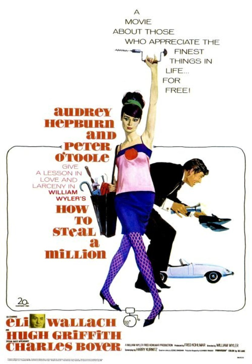 McGinnis : How to steal a Million