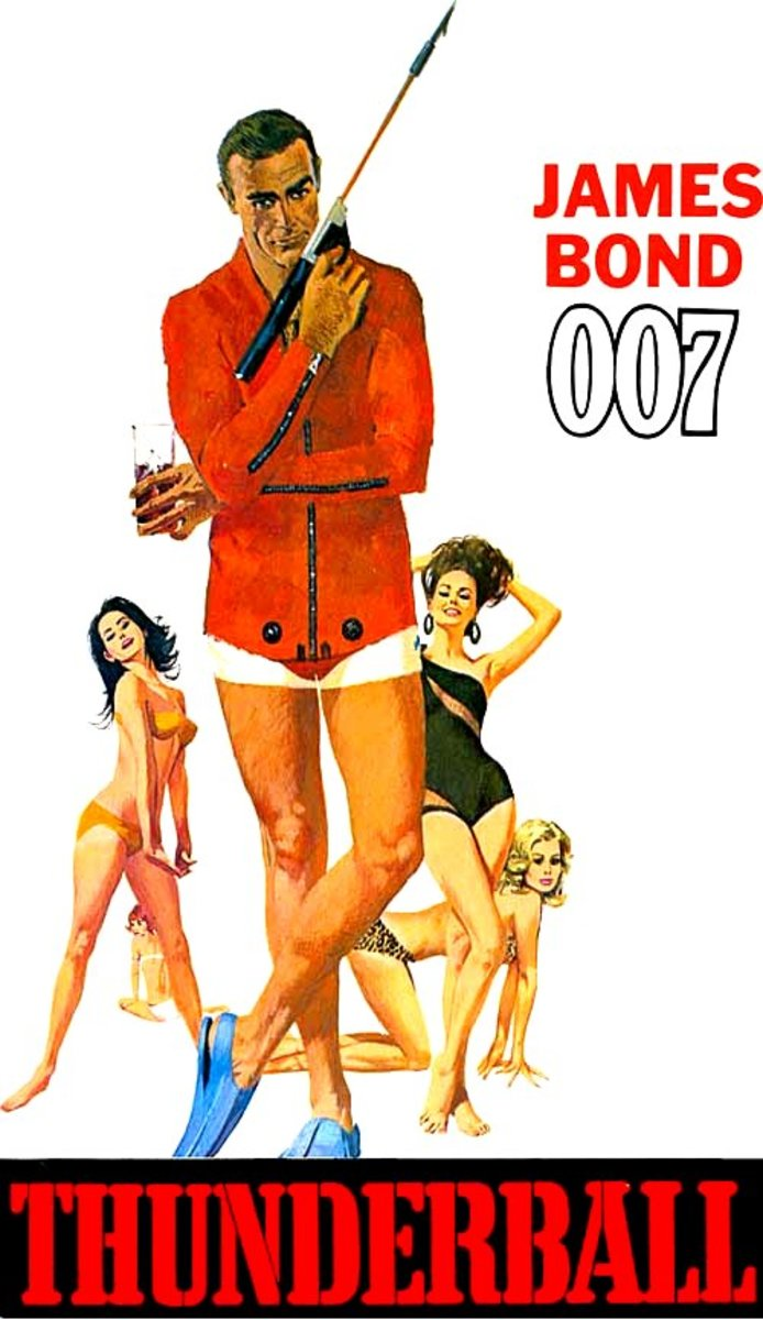 Thunderball: McGinnis