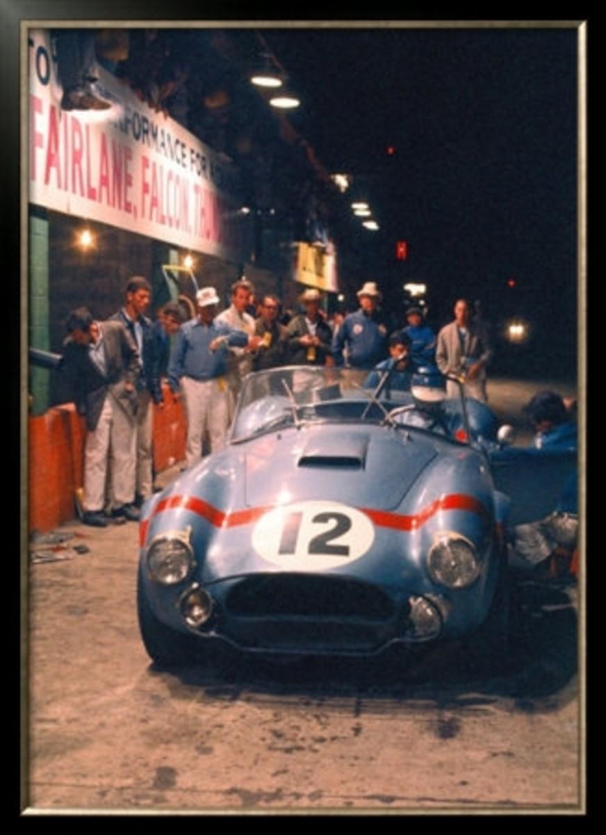 1964 Shelby Cobra at Sebring