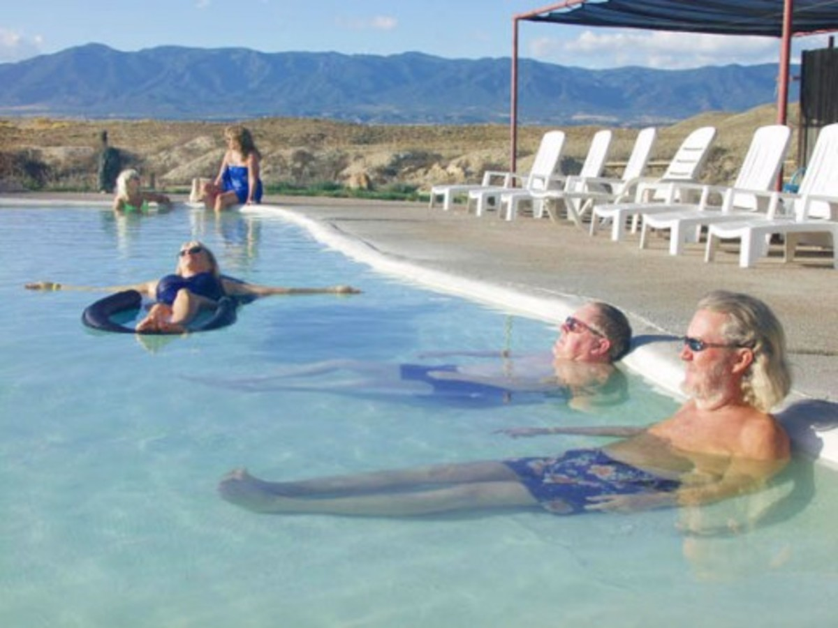 The Closest Hot Springs Near Colorado Springs