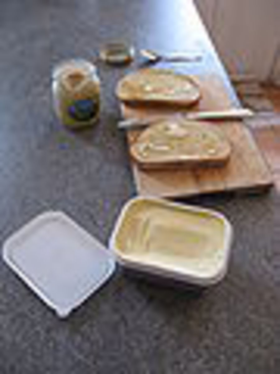History of Butter Substitute Oleo or Margarine Spread color was regulated in Minnesota