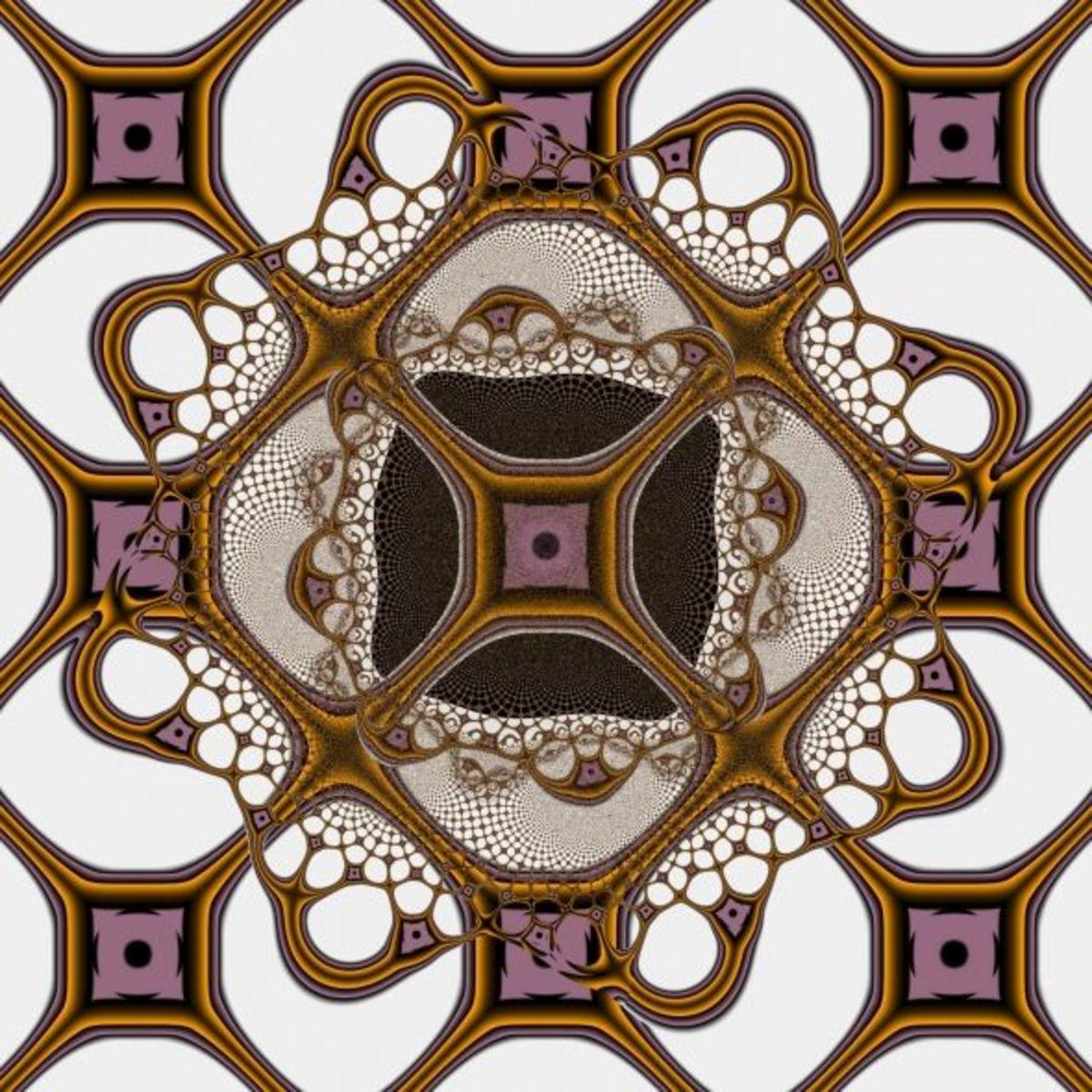 Victorian Fractal