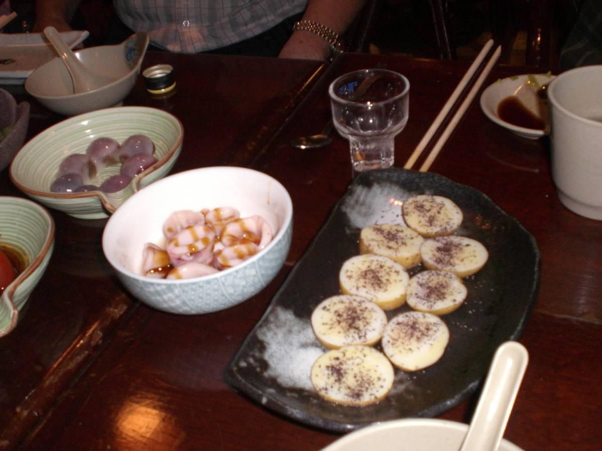 Japan table