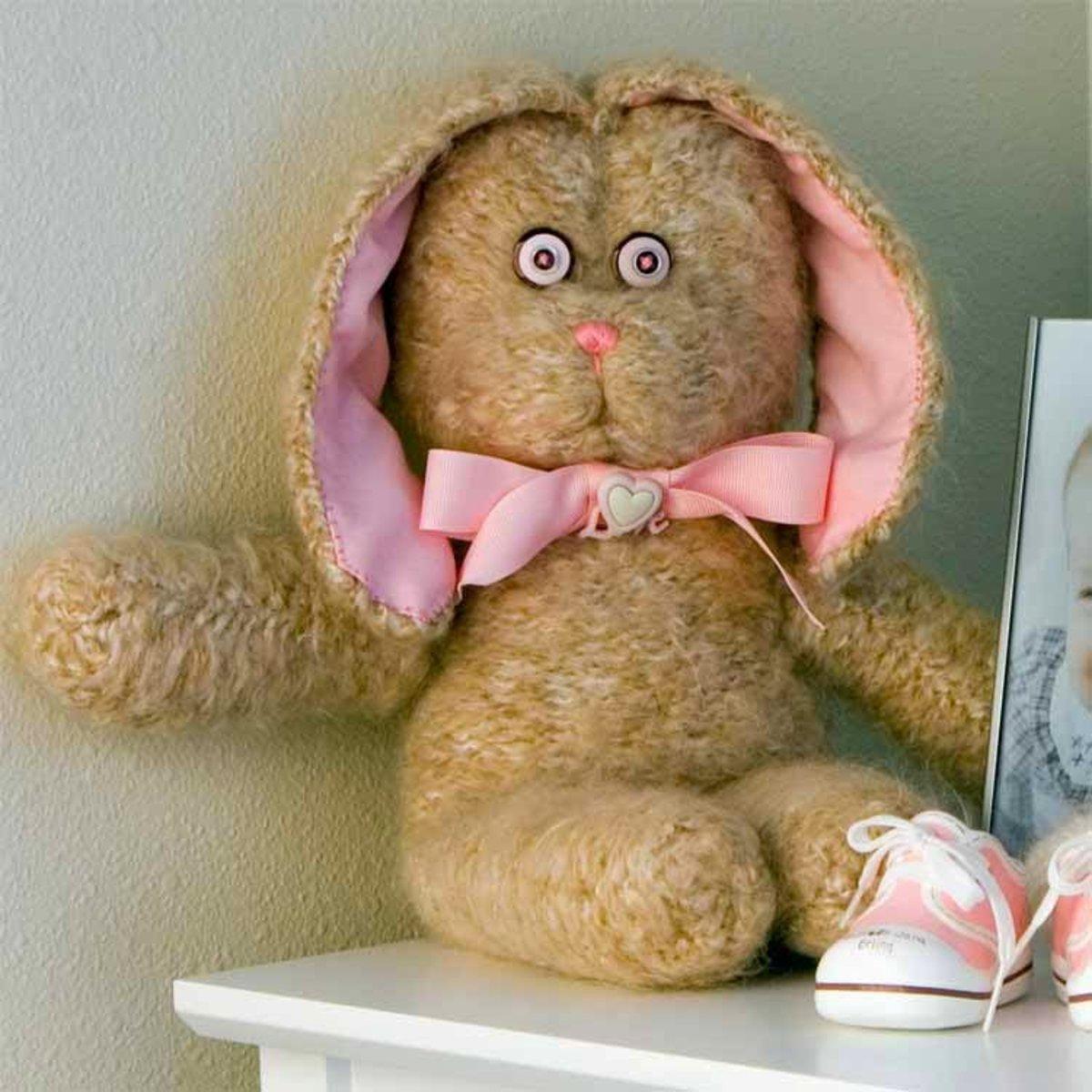 Knifty Knitter Bunny