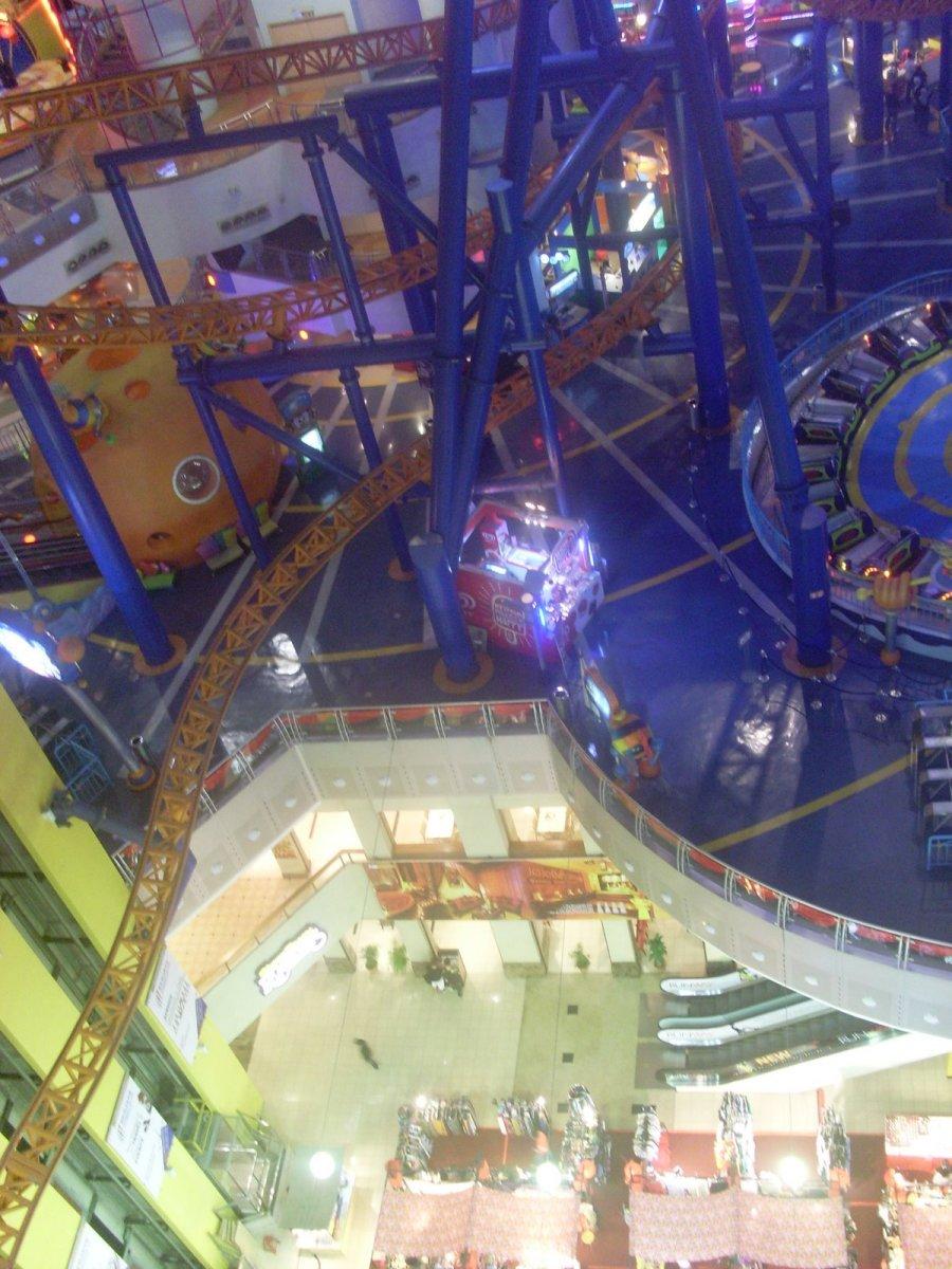 Berjaya Times Square Theme Park, Kuala Lumpur.