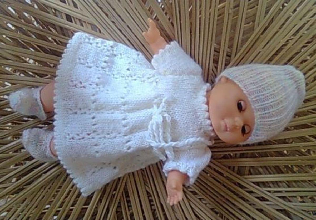 Vintage Knitting Patterns For Dolls Hubpages