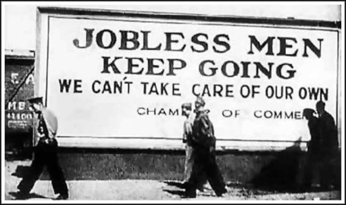"The Great Depression, ""Black Tuesday"""