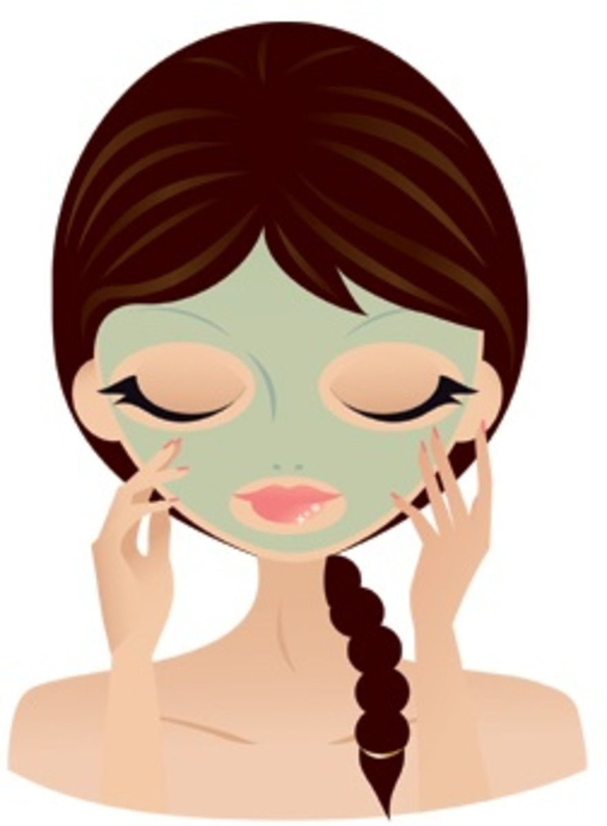 Beauty Tip - Exfoliate with a mask twice a week