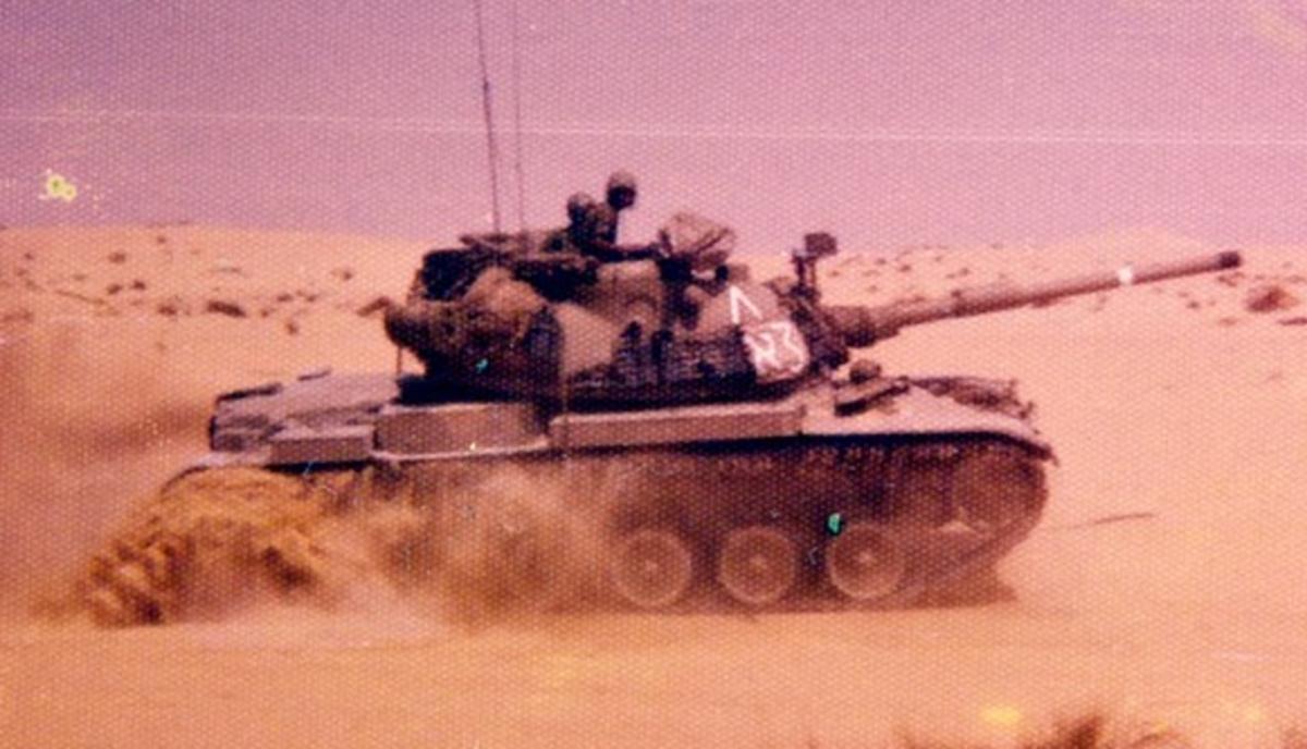 Israeli armor