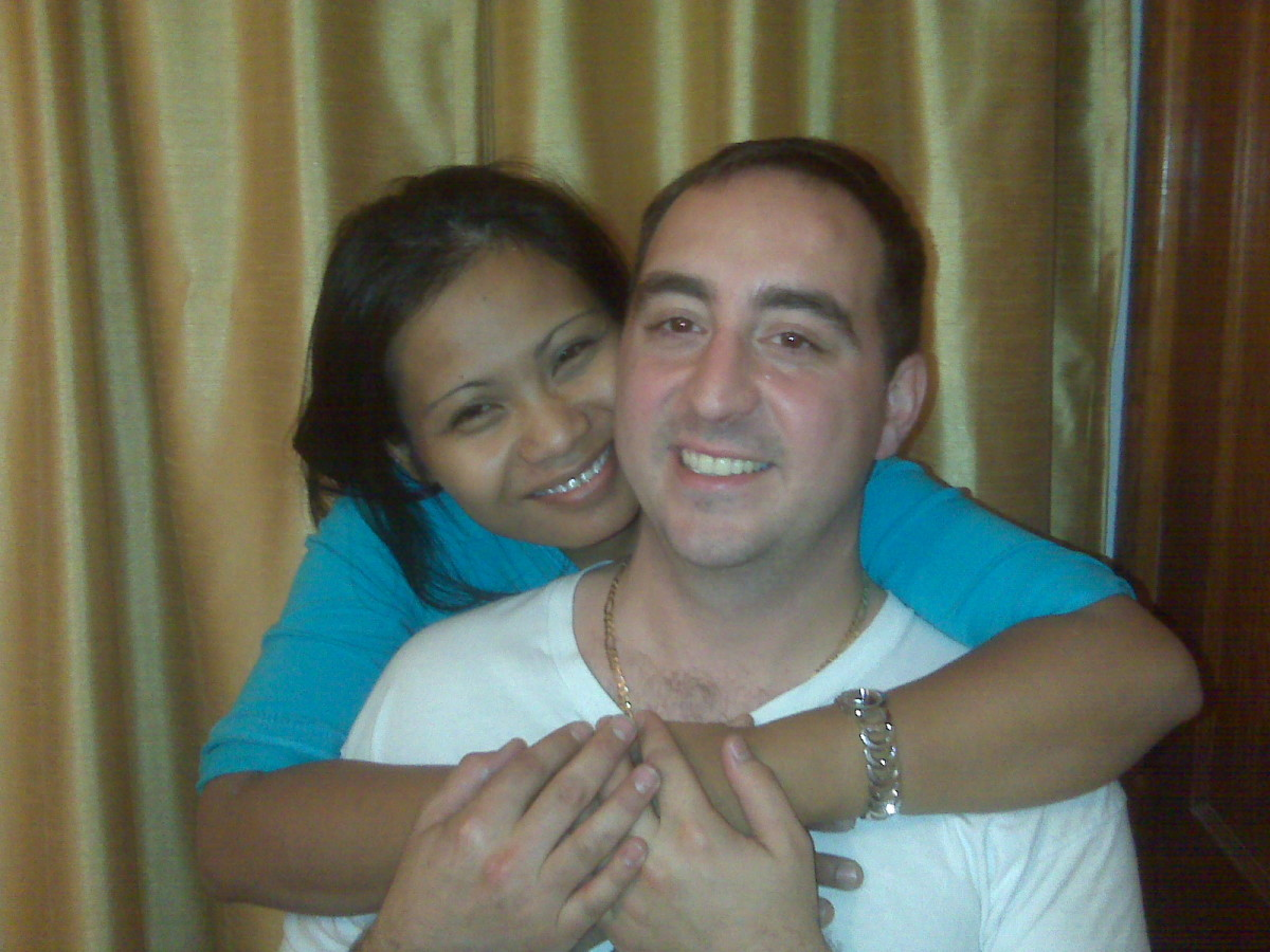 My Soul Mate Found Me!  A Short Essay On Karma Love and My Beautiful Cambodian Wife!