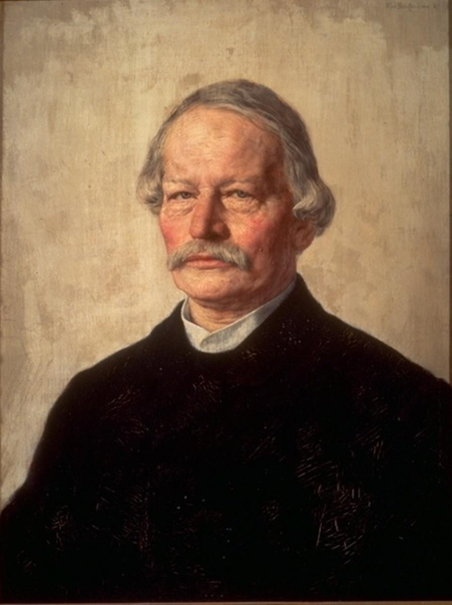 Gustav Freytag 1816- 1895)