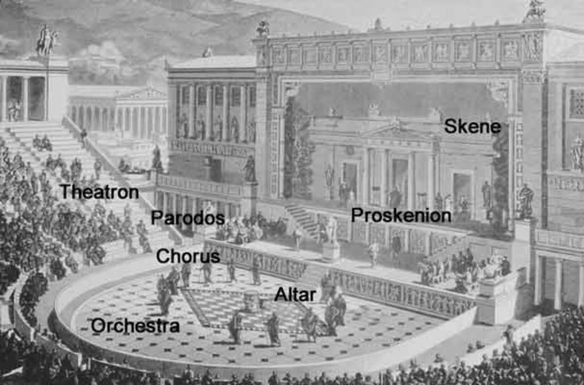 A Greek Theatre