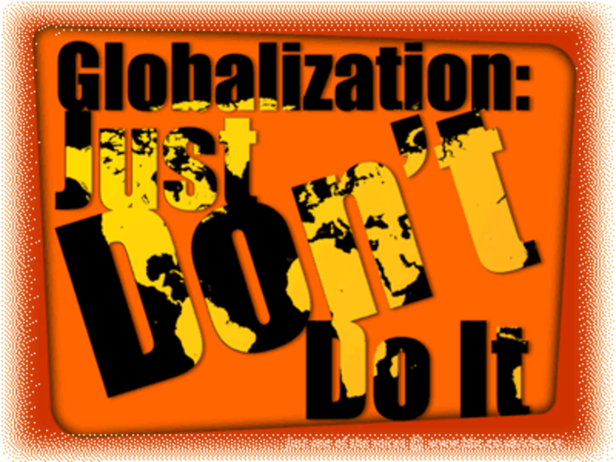 Globalization: Abuse of American Workers in 2011