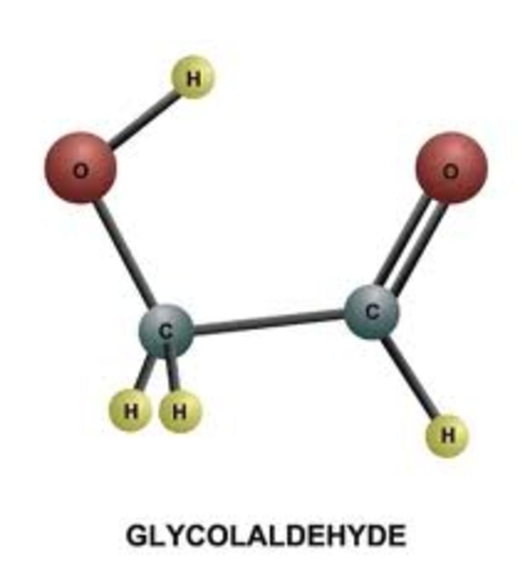 Sugar molecule linked to the origin of life
