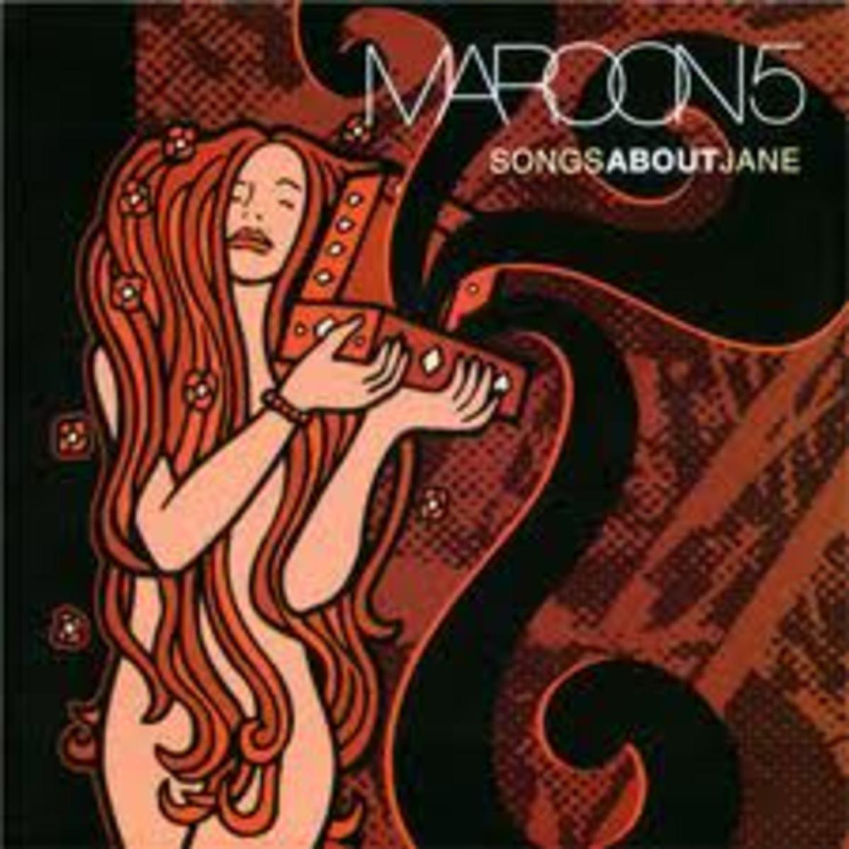 """""""Secret"""" by Marroon 5"""