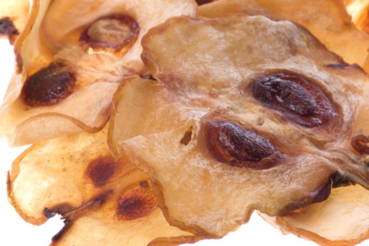 Slices of asam gelugur. Image:  Shariff Che'Lah - Fotolia.com
