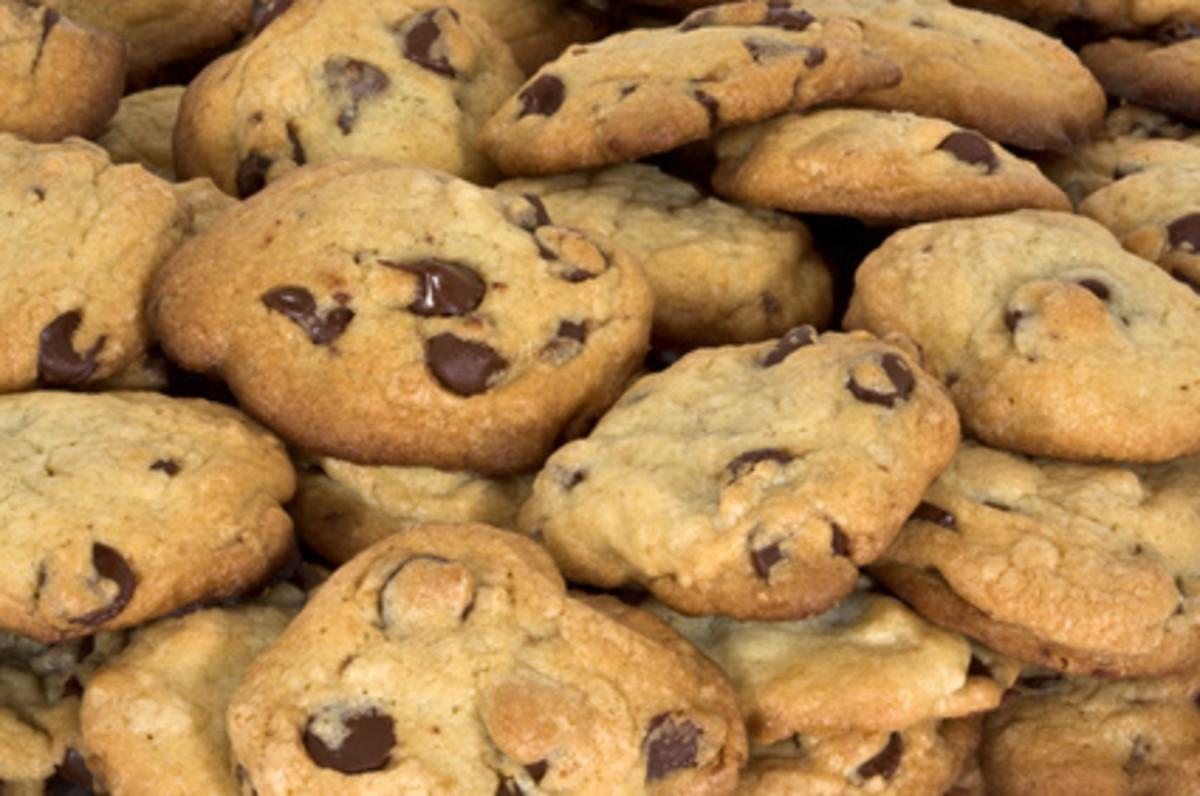 June Cleaver's Chocolate Chip Cookies