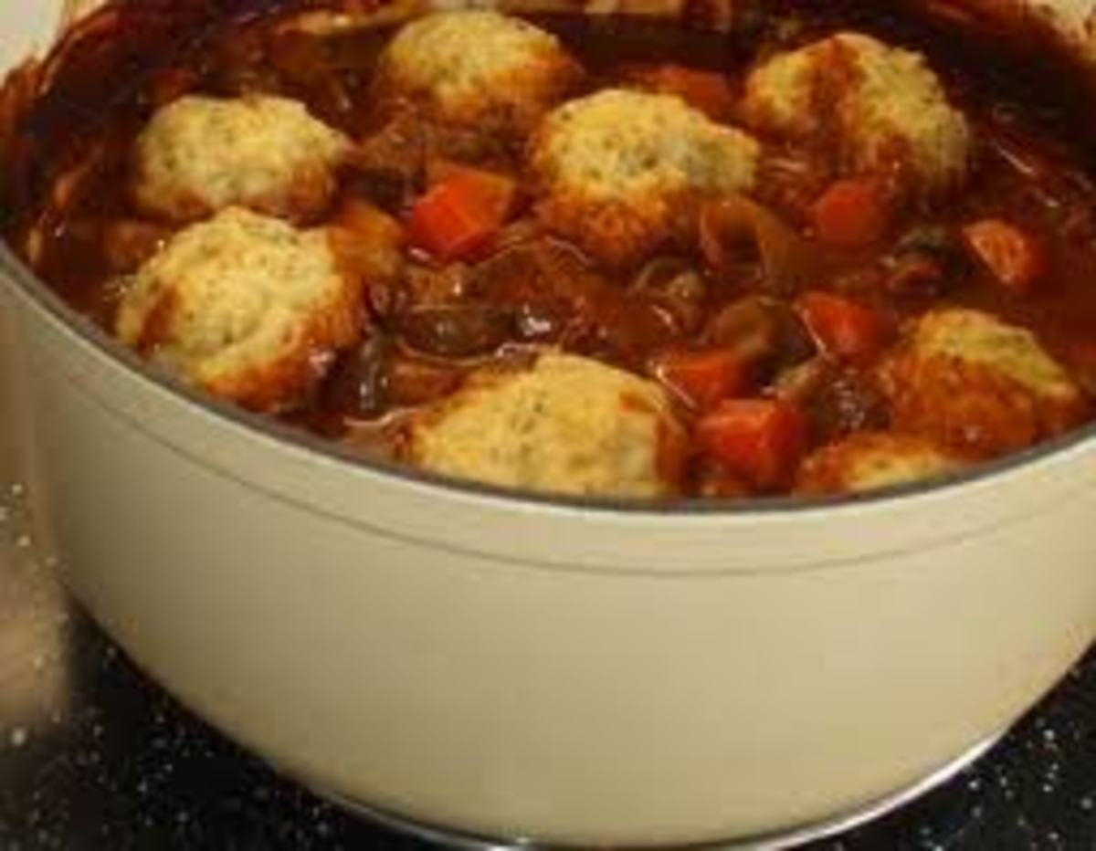 Slow Cooker Recipe : Steak and Kidney Stew