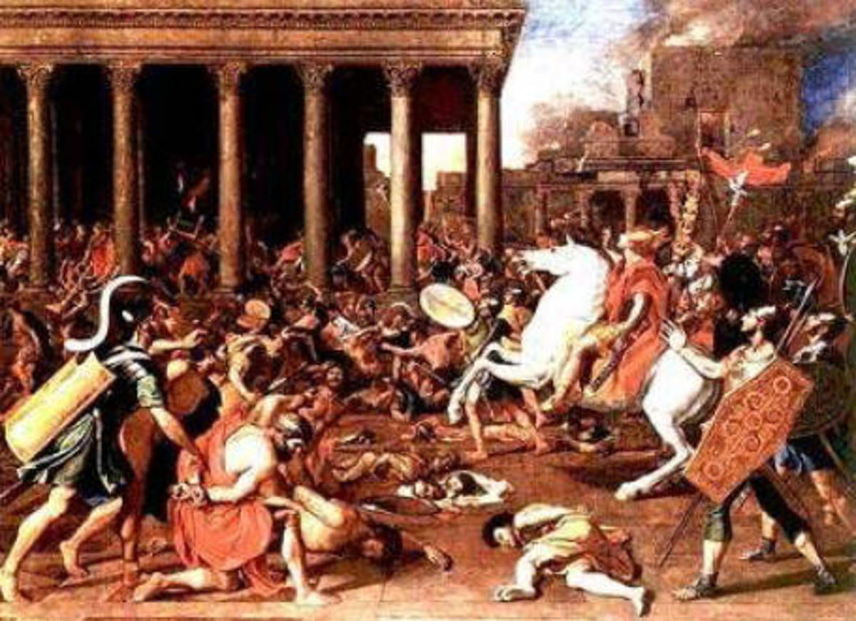 Do you think the US is headed in the same direction as ancient Rome?