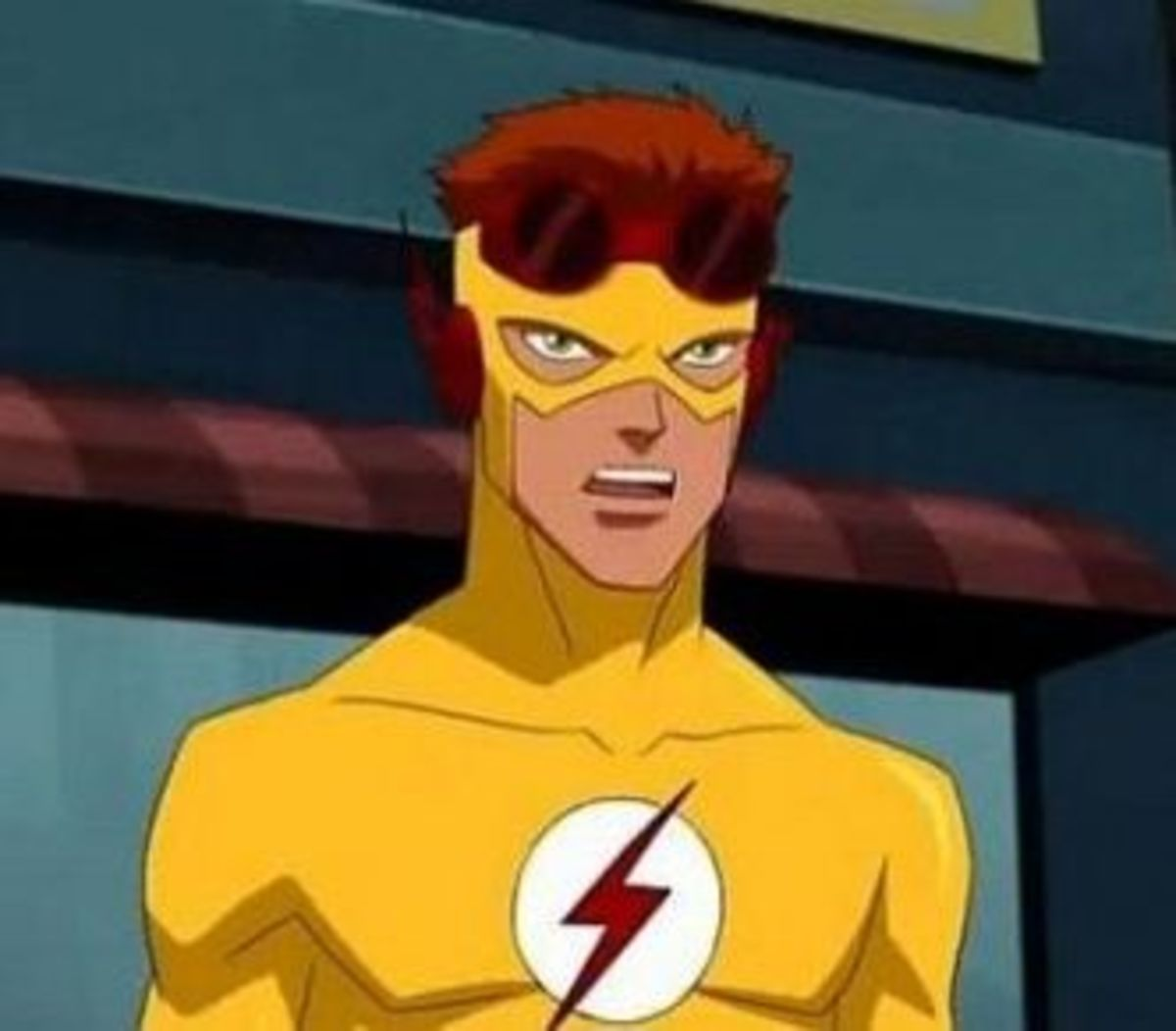 Kid Flash - Wally West