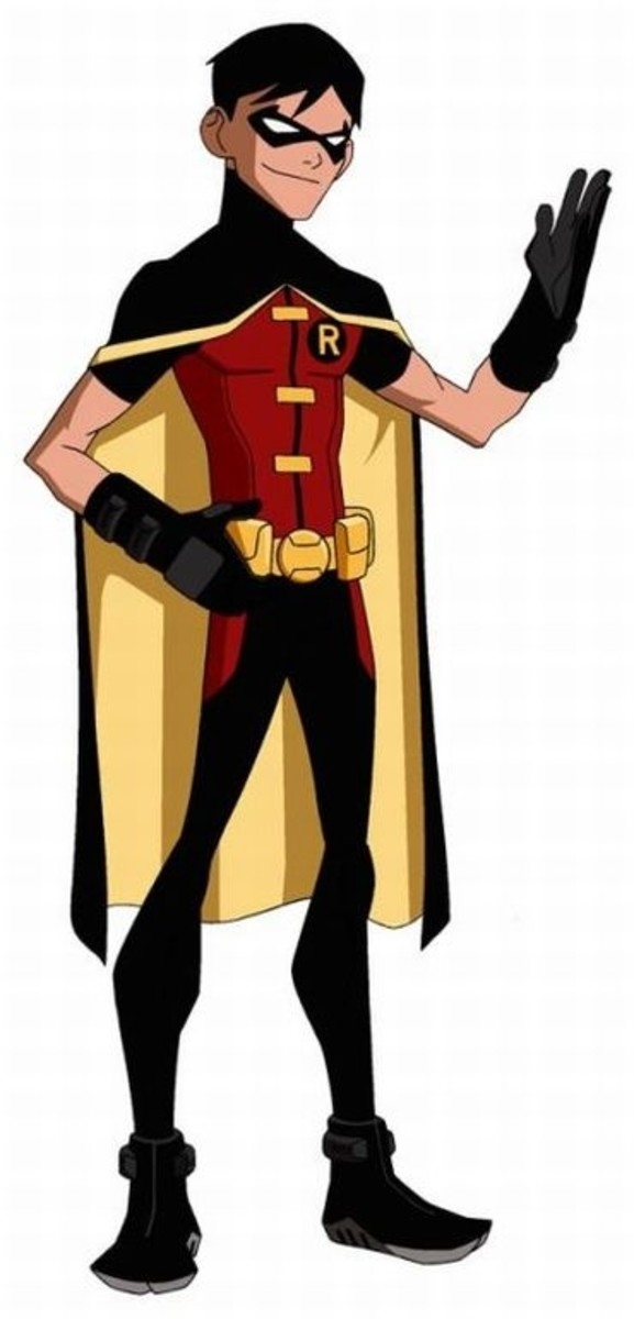 Robin - Dick Grayson