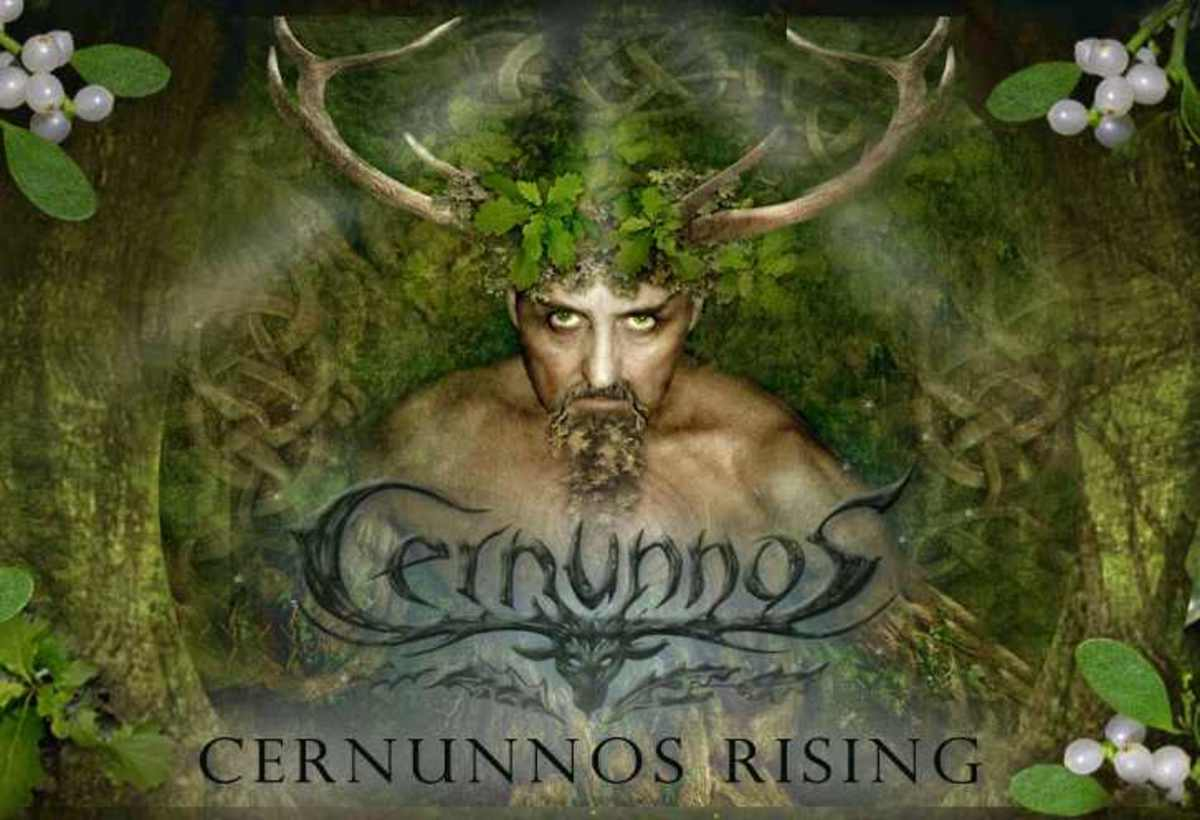 Celtic Gods - Cernunnos, the Great Horned God