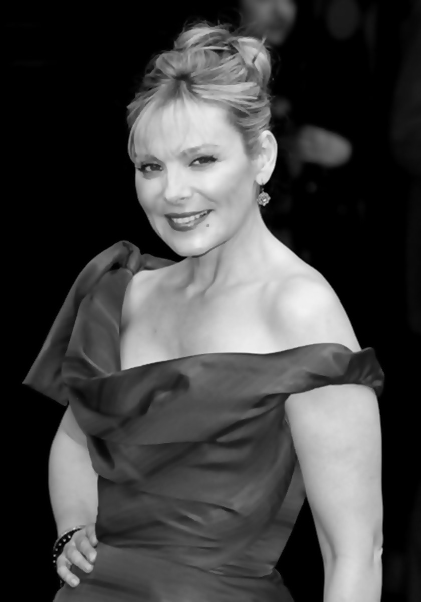 Kim Cattrall, formal hairstyle - Long Hairstyles 2013 Hair Styles