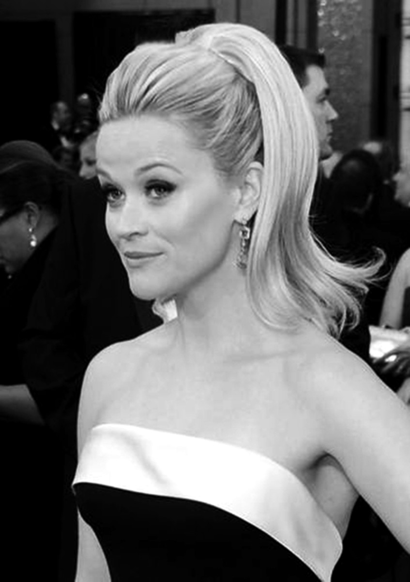 Reese Witherspoon, formal hairstyle - Long Hairstyles 2013 Hair Styles