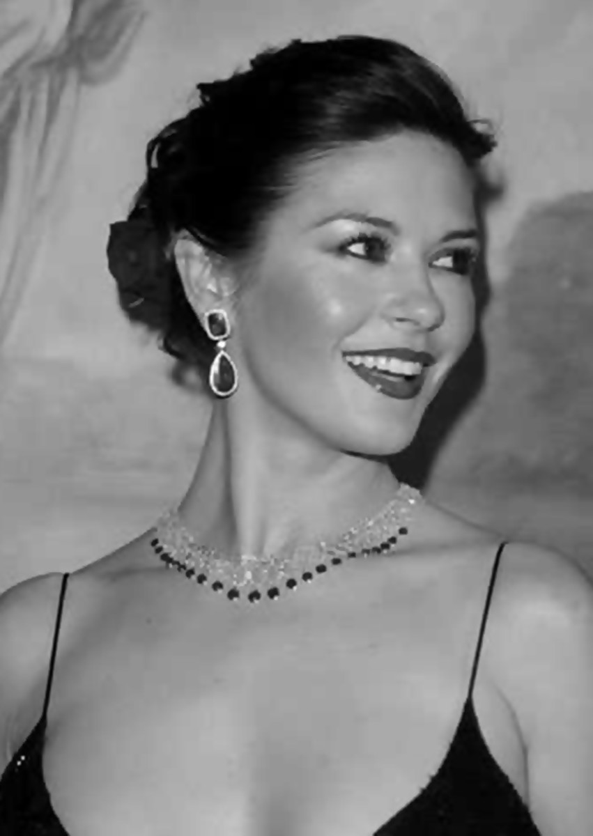 Catherine Zeta Jones - Long hairstyles 2013 hair styles