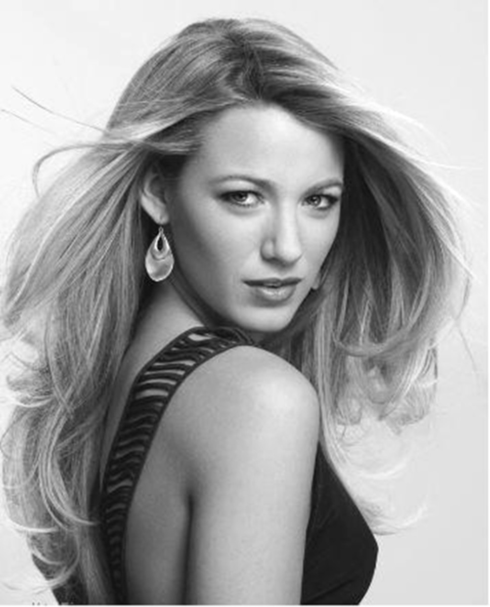 Blake Lively - Long hairstyles 2013 hair styles