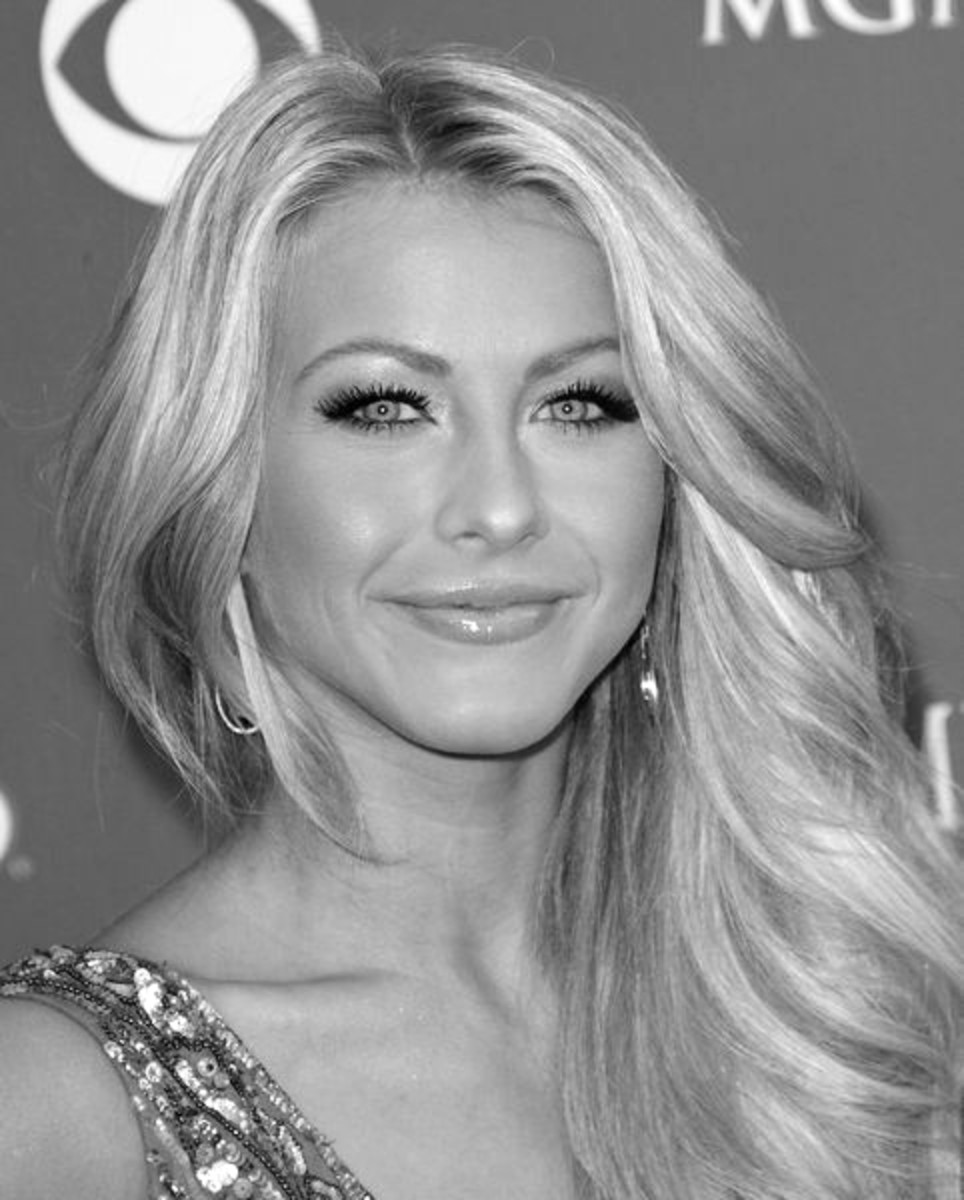 Julianne Hough - Long hairstyles 2013 hair styles