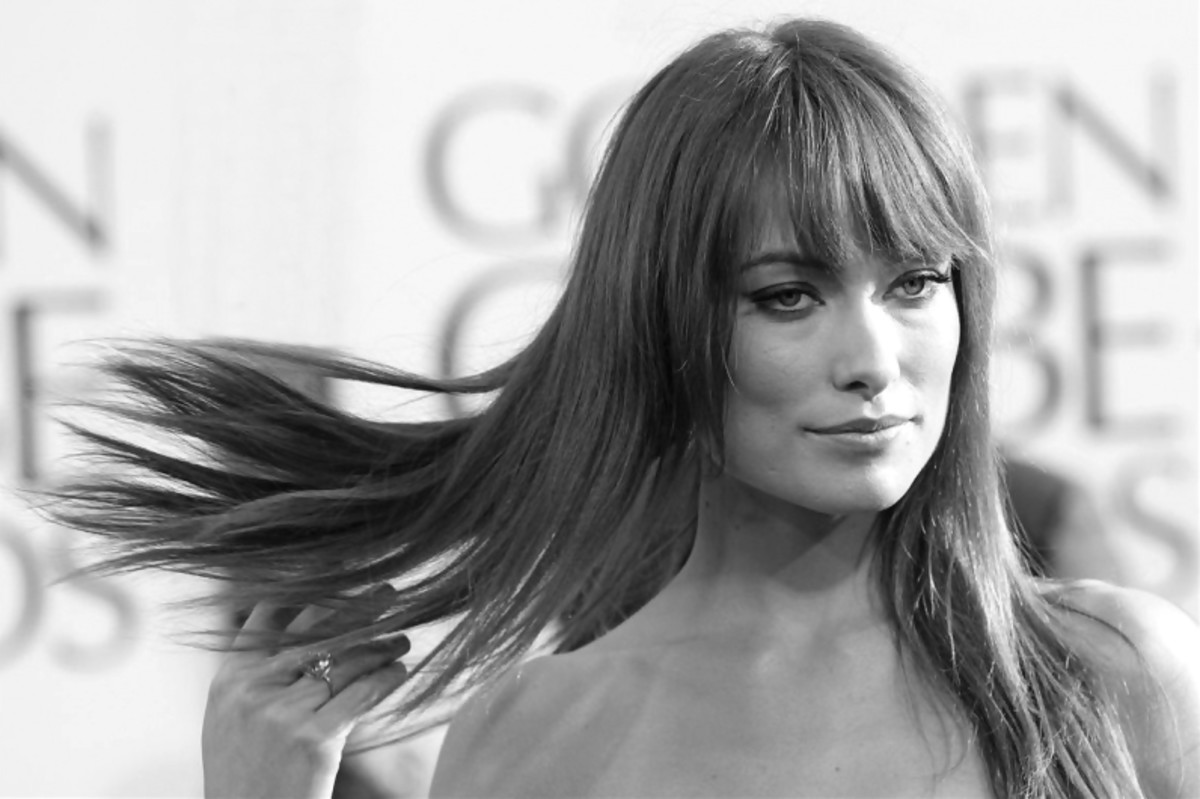 - Olivia Wilde, 28 - 2013 Hairstyles for Women with Long Hair, by Rosie2010 on Hubpages -