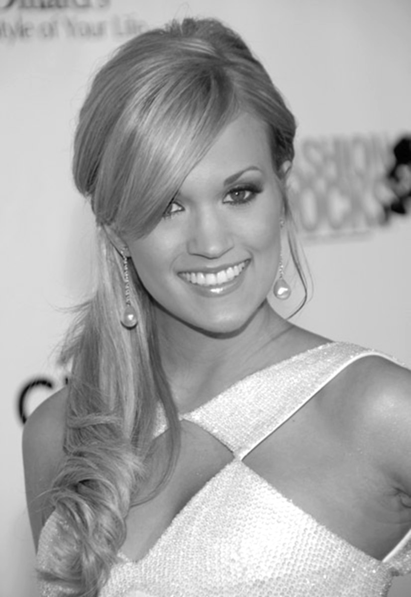 Carrie Underwood - Long hairstyles 2013 hair styles