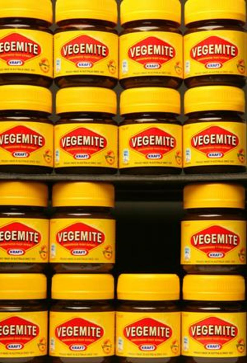 Different ways to eat Vegemite - what is Vegemite and how do you go about eating it? - includes some delicious recipes