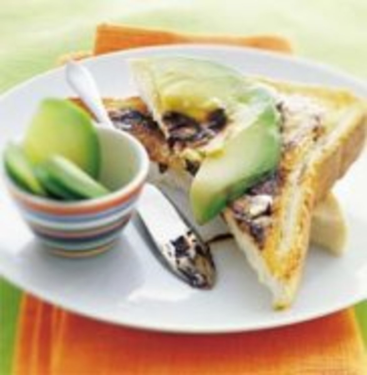 Some people like to pair Vegemite with avocado.  They are a seemingly strange but incredibly compatible flavour combination.  They make a very tasty sandwich.