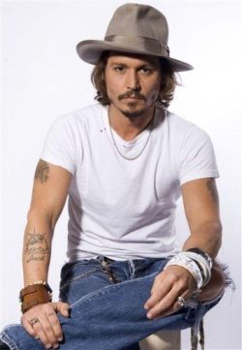 How to Dress Like Johnny Depp