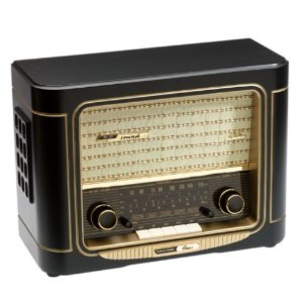 Radio Days: Vintage Replica Radios