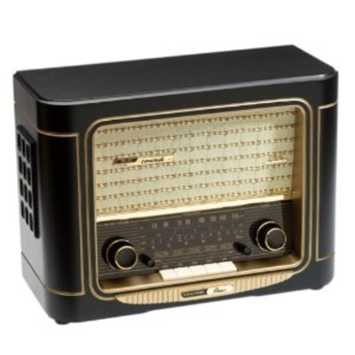 Grundig 960 Classic AM/FM Shortwave Radio
