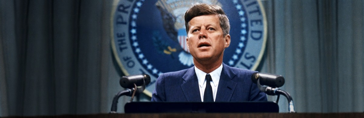 John Fitzgerald Kennedy, and The Secret Society Speech