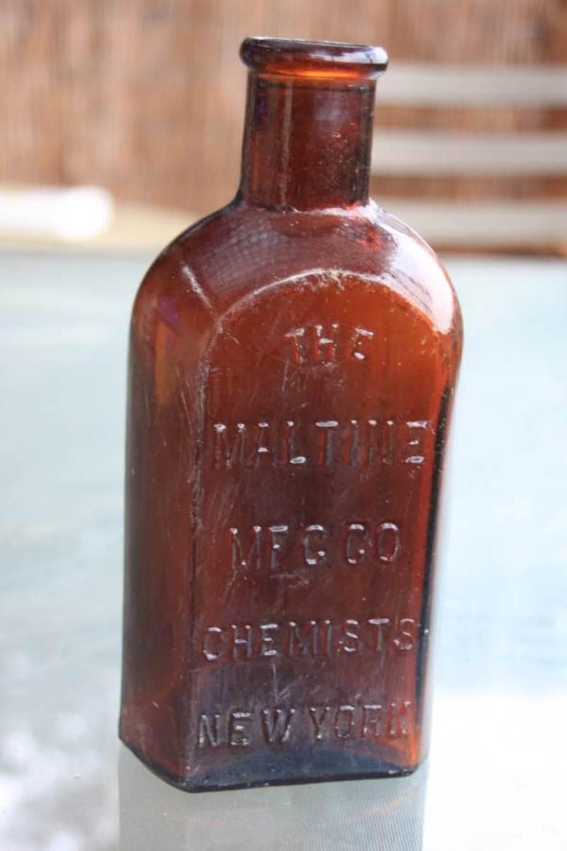 Find The Value Of Old Antique Bottles