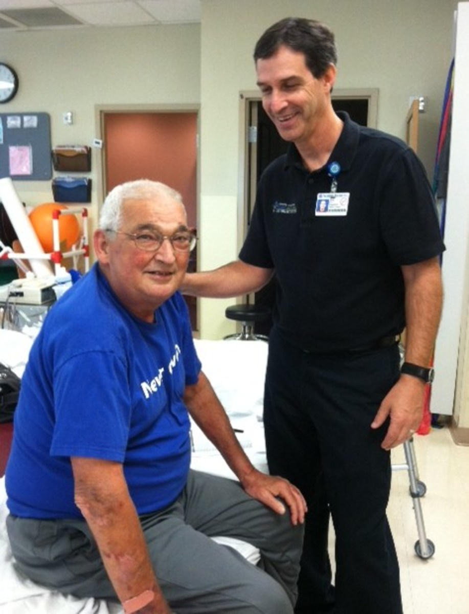 Mike Dodaro - Physical Therapist at Florida Hospital Sports Medicine and Rehabilitation