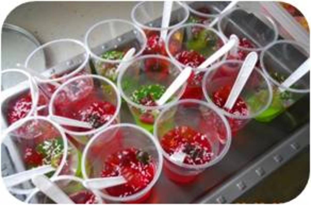 Jelly Cups