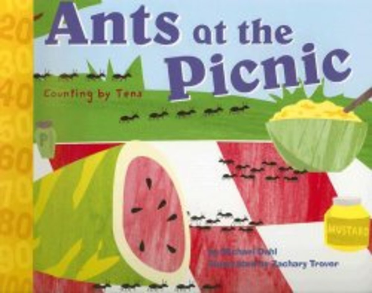 Ants at the Picnic