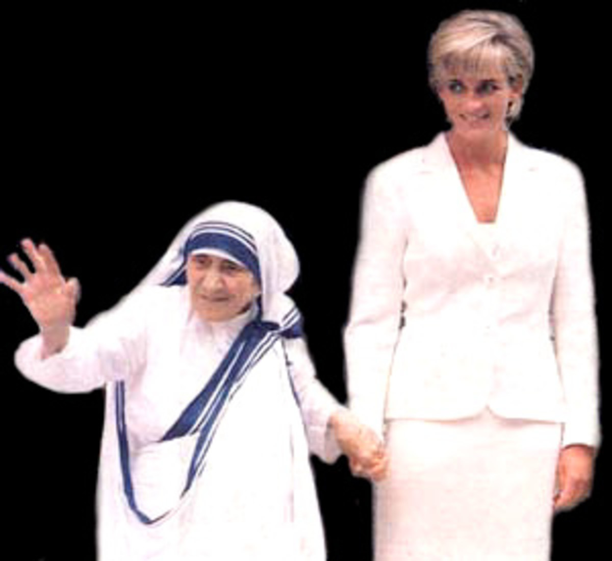 Little Mother Teresa  and her Large Heart