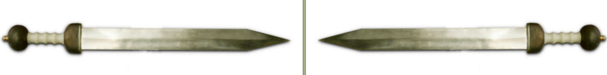 http://en.wikipedia.org/wiki/File:Uncrossed_gladius.jpg