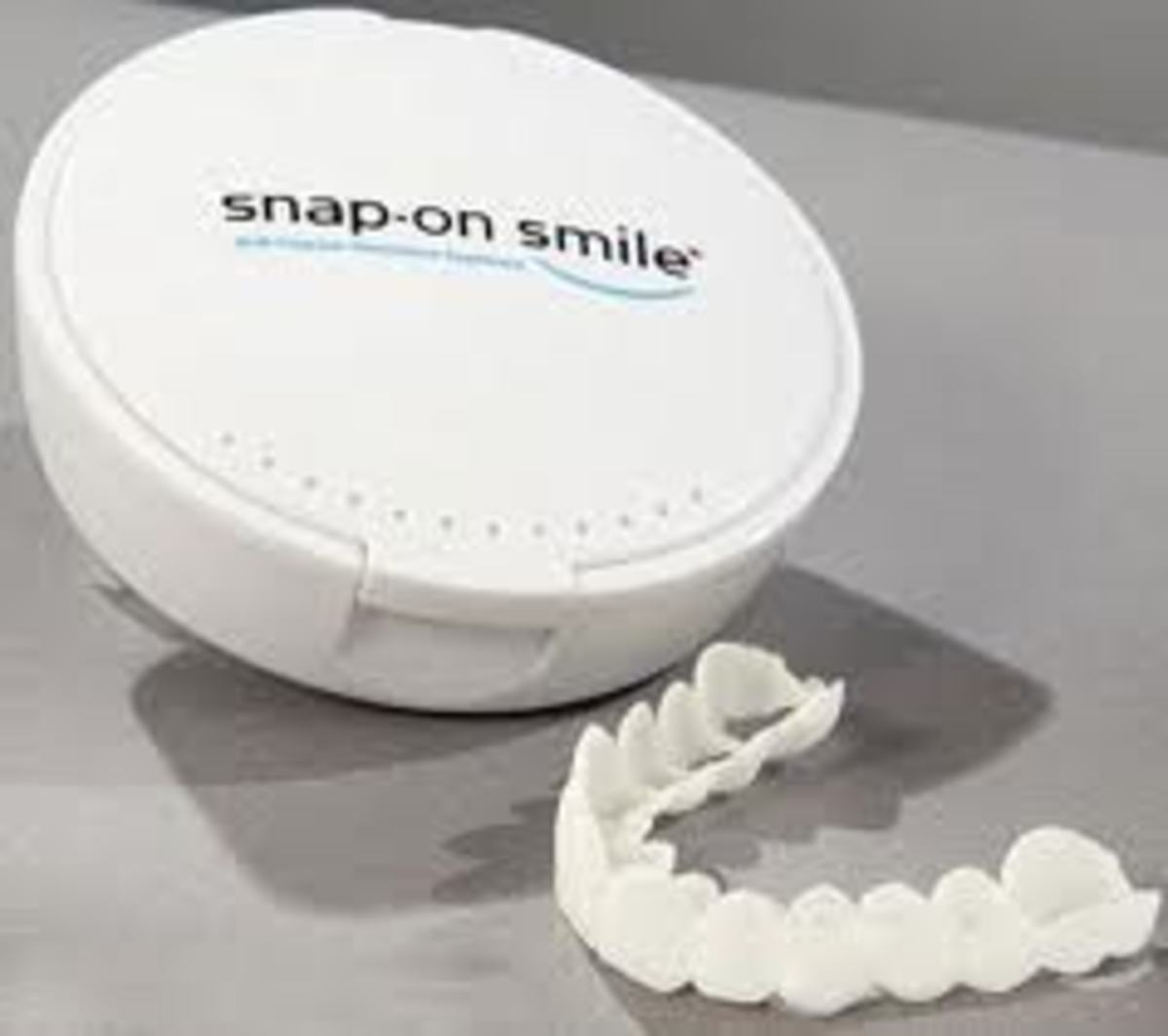 A Snap on Smile Arch