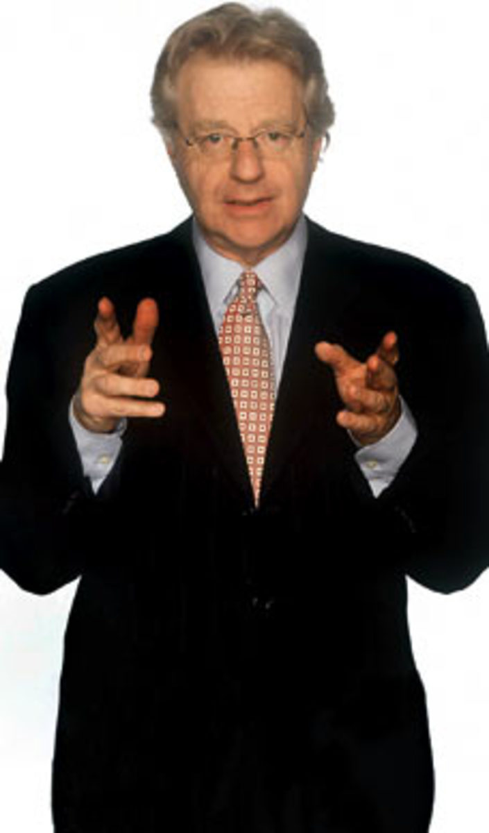 Is that your final answer?  Oh wait...that's Regis.  Geez, I always get those two confused...were they separated at birth?